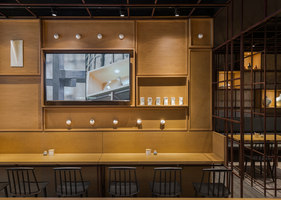 The Noodle Diner Sanlitun SOHO | Restaurant-Interieurs | Lukstudio