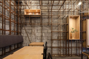 The Noodle Rack | Bar interiors | Lukstudio