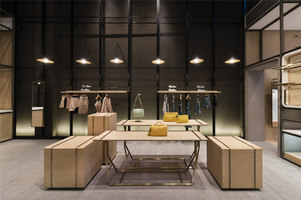 The Modular Lilong | Negozi - Interni | Lukstudio