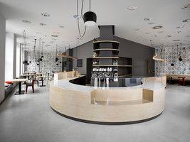 Cafe. Bistro. Bakery Zahorsky | Café interiors | JRA Jarousek.Rochova.Architekti