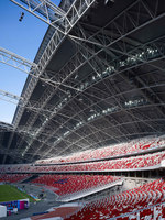 Singapore National Stadium | Estadios deportivos | Arup Associates
