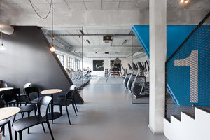 Adrenalina Fitness | Instalaciones Spa | Spacelab | Agnieszka Deptula Architekt