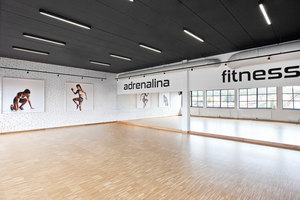 Adrenalina Fitness | Spa facilities | Spacelab | Agnieszka Deptula Architekt