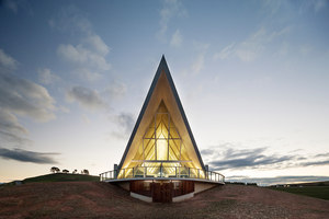 Reflective Pavilion | Church architecture / community centres | AR-MA