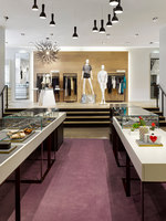 Saks Fifth Avenue Greenwich | Shop interiors | FRCH Design Worldwide