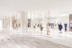 Saks Fifth Avenue | Shop interiors | FRCH Design Worldwide