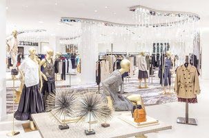 Saks Fifth Avenue | Shop-Interieurs | FRCH Design Worldwide
