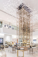 Saks Fifth Avenue | Diseño de tiendas | FRCH Design Worldwide