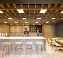 Cha Le Teahouse | Restaurant interiors | Leckie Studio Architecture + Design