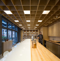 Cha Le Teahouse | Intérieurs de restaurant | Leckie Studio Architecture + Design