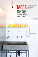 La Taqueria | Diseño de restaurantes | Leckie Studio Architecture + Design
