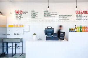 La Taqueria | Intérieurs de restaurant | Leckie Studio Architecture + Design