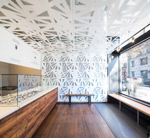 UYU Ice Cream Shop | Shop interiors | Leckie Studio Architecture + Design