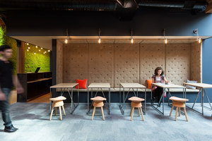 Slack Technologies Vancouver Headquarters | Office facilities | Leckie Studio Architecture + Design