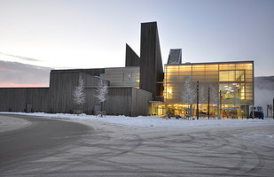 Bok & Blueshuset | Museums | Zenisk