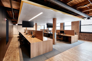 Ansarada Chicago Office | Büroräume | Those Architects