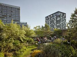 Campus Toni Areal | Giardini | Studio Vulkan Landschaftsarchitektur