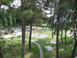 Josefswiese & Lettenviadukt   Parks   Studio Vulkan Landschaftsarchitektur