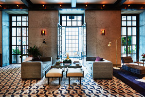 Sixty Soho Hotels | Manhattan, New York City | Manufacturer references | Freifrau reference projects