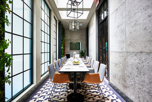 Sixty Soho Hotels | Manhattan, New York City | Manufacturer references | Freifrau Sitzmöbelmanufaktur