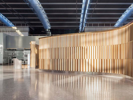 British Airways The First Wing | Office facilities | Universal Design Studio