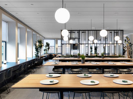 The Kitchen | Restaurant interiors | Universal Design Studio