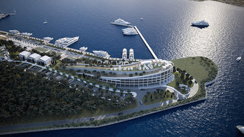 D-resort Sibenik | Manufacturer references | ESS – Easy Sanitary Solutions BV reference projects