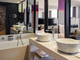 Grand Hotel Krasnapolsky | Herstellerreferenzen | ESS – Easy Sanitary Solutions BV reference projects