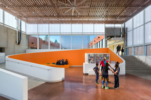 Henderson-Hopkins School | Schulen | ROGERS PARTNERS Architects+Urban Designers