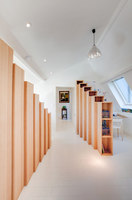 Bookshelf House | Living space | Andrea Mosca Creative Studio