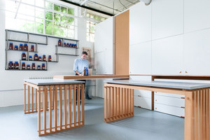 Sweetdram | Office facilities | Soda Studio
