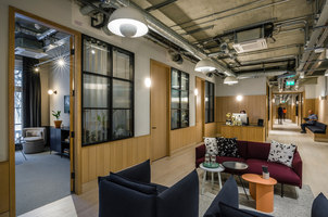 Thomas House | Office facilities | Soda Studio