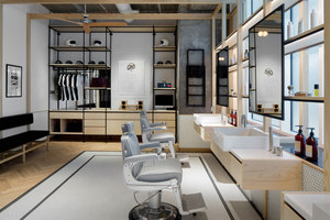 Akin Barber & Shop | Shop interiors | Anarchitect