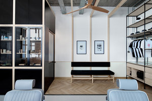 Akin Barber & Shop | Intérieurs de magasin | Anarchitect