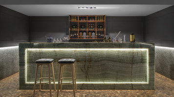 Cocktail Kitchen | Bar interiors | Anarchitect