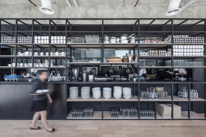 No.57 Cafe | Café interiors | Anarchitect
