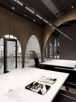 H&M Taiwan office | Office facilities | J.C. Architecture