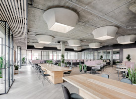 CANOPY Jackson Square | Office facilities | Canopy Project