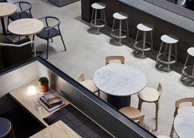 Higher Ground | Restaurant-Interieurs | Designoffice