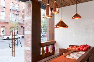 Chobani Café | Café interiors | a l m project