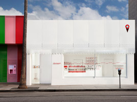 Sprinkles Architecture: Cupcakes & Ice Cream | Tiendas | a l m project