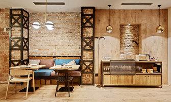Almacen | Restaurant interiors | Piedra Papel Tijera Interiorismo