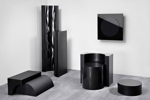 Black | Prototypes | Studio Rens