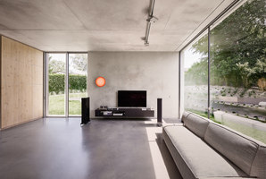 Wohnhaus Starnberger See | Manufacturer references | Solarlux reference projects