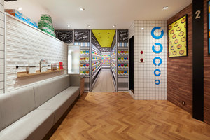 Zoff MART Jiyugaoka | Shop interiors | Draft