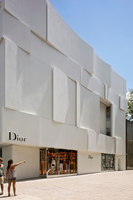 Dior Miami Facade | Tiendas | BarbaritoBancel architects