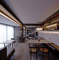 CHAO Hotel | Hotel interiors | GD-Lighting Design