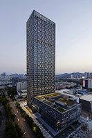 Longgang Chuangtou Tower • Shenzhen | Office buildings | GD-Lighting Design