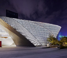 Museum of Contemporary Art & Planning Exhibition (MOCAPE) | Museen | GD-Lighting Design