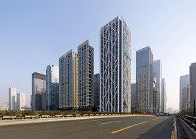 Shenzhen Gemdale Center | Office buildings | GD-Lighting Design